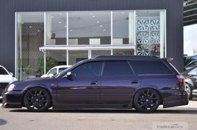 1999 Subaru Legacy Touring Wagon BH5 GT VDC