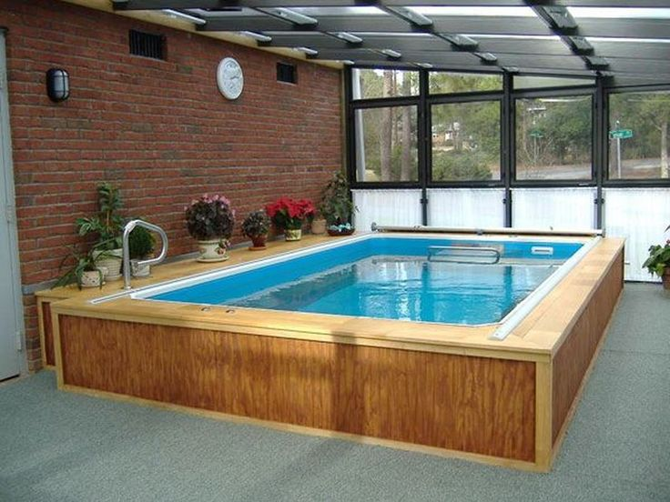 Best 25 small indoor pool ideas on pinterest houses for Pool gestaltungsideen