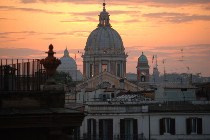 De mooiste uitzichtpunten van Rome