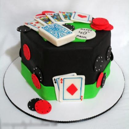 Poker cake tutorial shack harris poker