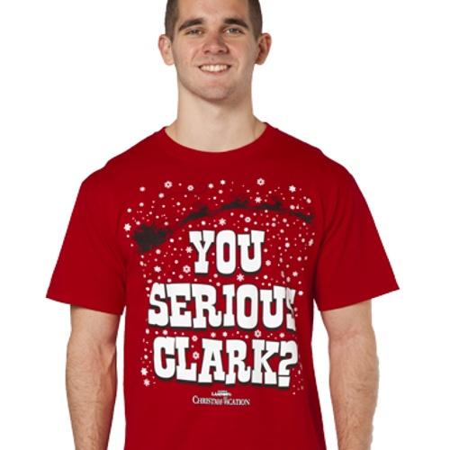 You Serious Clark? Dici Sul Serio Clark? Christmas Vacation Men's Dark P P Scuro Uomini Vacanze Di Natale TqgDDgnO