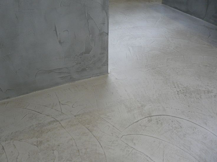 wand-wohndesign-beton-cire: Beton Floor - Bodenbeschichtung in Betonoptik