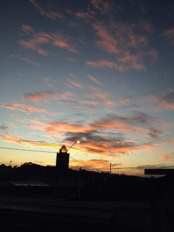 Sunset ,valinhos sp