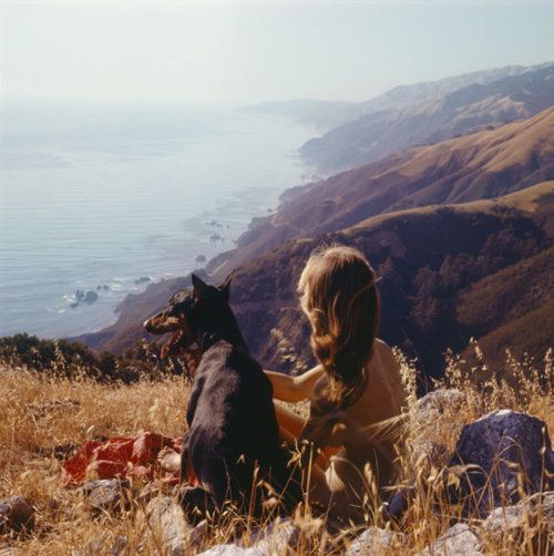 Big Sur by Hunter S. Thompson: Photos, Hunters S Thompson, Big Sur California, Dogs, Life, Best Friends, Hunters Thompson, Hunter S Thompson, Mr. Big