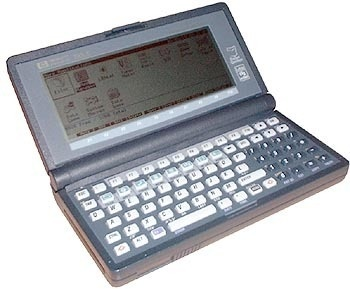 HP 200LX    Manufacturer - Handspring than Palm  Series - tréo  Years of production - 2003  CPU -Hornet 80186 -7.91 Mhz  Rom - 3 Mb  Ram -1 to 4 Mb  Screen - 640x200|4-shade gray-scale  Weighs -312 g  Operating System - MS-Dos 5.0
