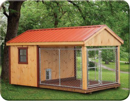 3ef165aab9ca04230a9abb72a4b8da46--dog-pen-kennel-ideas