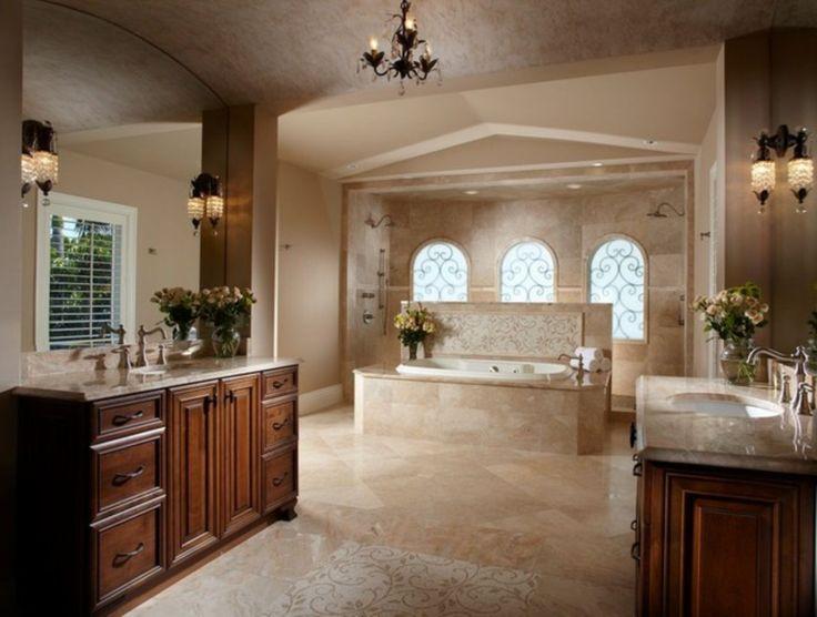Image Gallery Website  Fabulous Mediterranean Bathroom Design Ideas