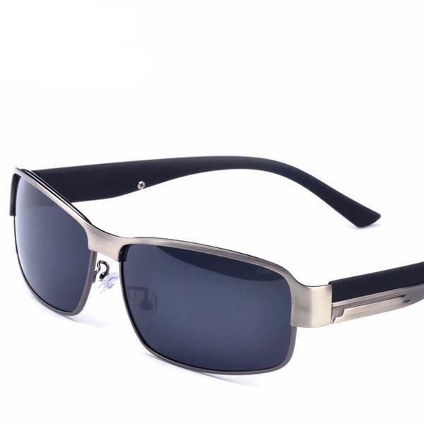 Brand Designer Polarized Pilot Sunglasses