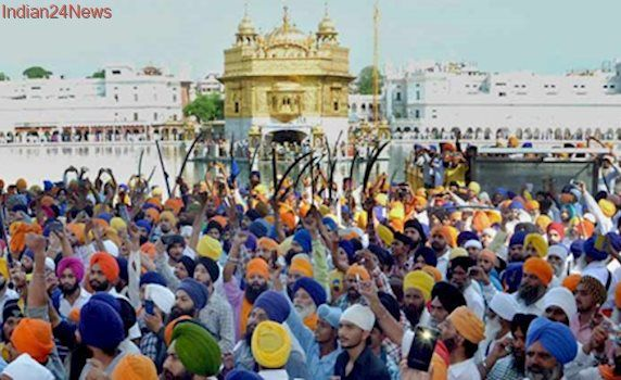 Sikh group calls for inquiry into UK's role in 'Operation Blue Star'