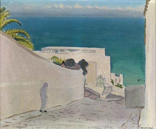 Albert Marquet (French, 1875 - 1947) - Sidi...
