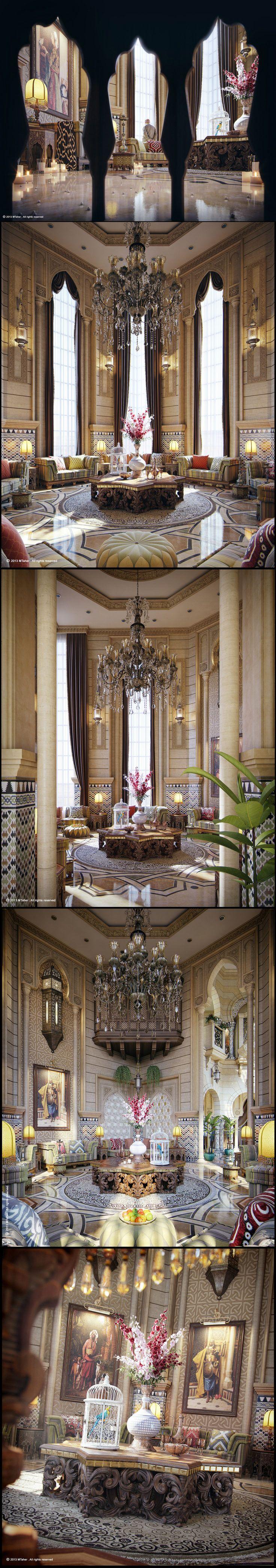 1000+ ideas about Salon Marocain Traditionnel on Pinterest ...