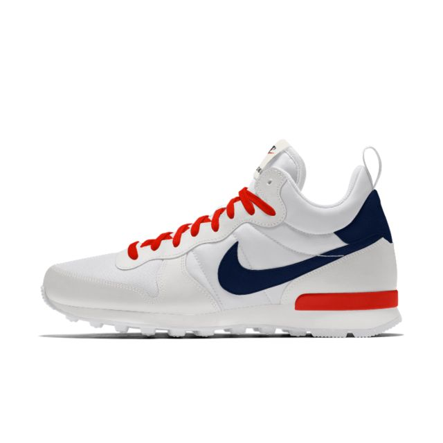 sports shoes ba2cb cb9ba The Nike Internationalist Mid By You Custom Shoe in 2019   Threads   Nike  internationalist, Nike, Sneakers nike