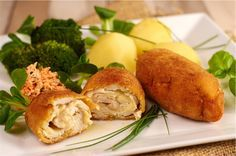 ...jak-zrobić szczelne kotlety ''des-volailles'' , z których wypłynie pyszne masło...
