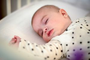 The most famous routine for sleeping a baby  – Girl