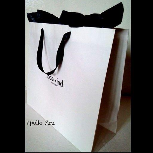 Пакет из белого эфалина для @adamedelberg_pr !  Были рады поработать с вами!  Размер 40х37х15см, печать 1+0, ручка - атласная черная лента! Друзья, хотите такие же пакеты, но со своим логотипом? Пишите в whatsapp +7-903-750-5572  #apollo7 #apollo7paks #москва #фото #стиль #fashion  #подарок #цвет #мода #мимими #красиво #мило #улыбка #друзья #работа #момент #бумажныйпакет #фирменныйпакет #упаковка #распродажа #акция #moscowfashion #russianfashion #moscowfashionweek #неделявысокоймоды…