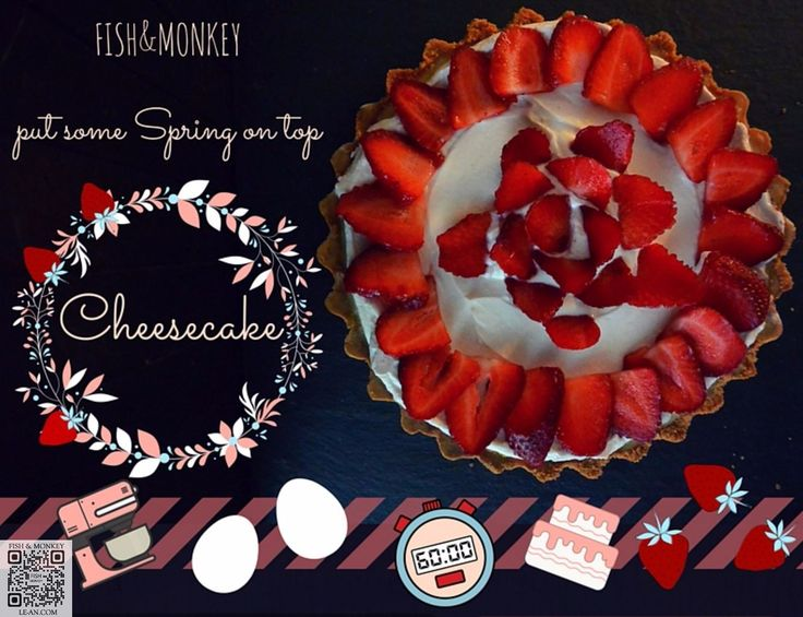 sweet summer #cheesecake feel the taste and impress your family http://goo.gl/2xMvnZ all natural #organic #bakery