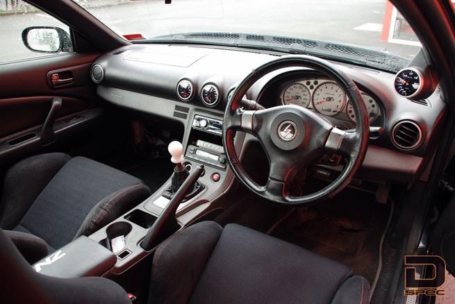 DEFI Silvia s15 interior | Nissan Silvia | Pinterest ...