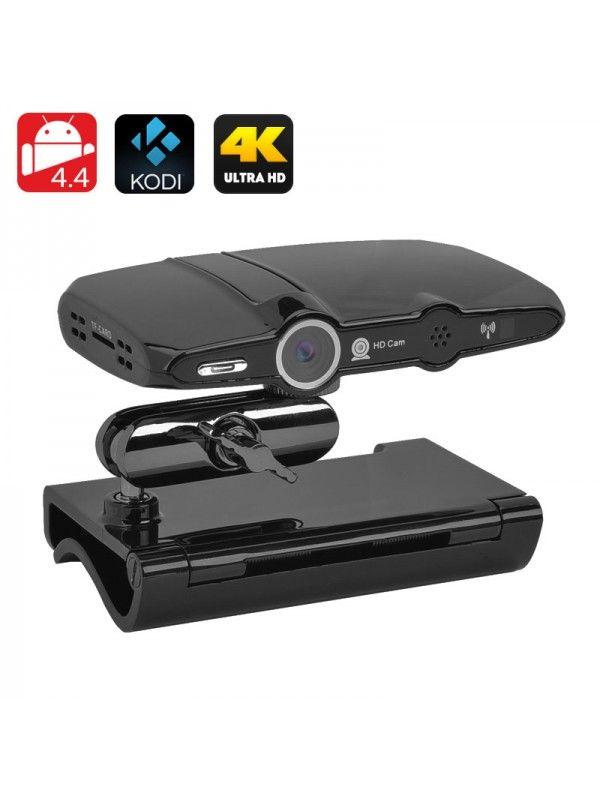 Android TV Box + Video Camera