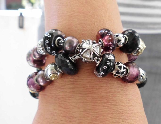 Chamilia Christmas Beads