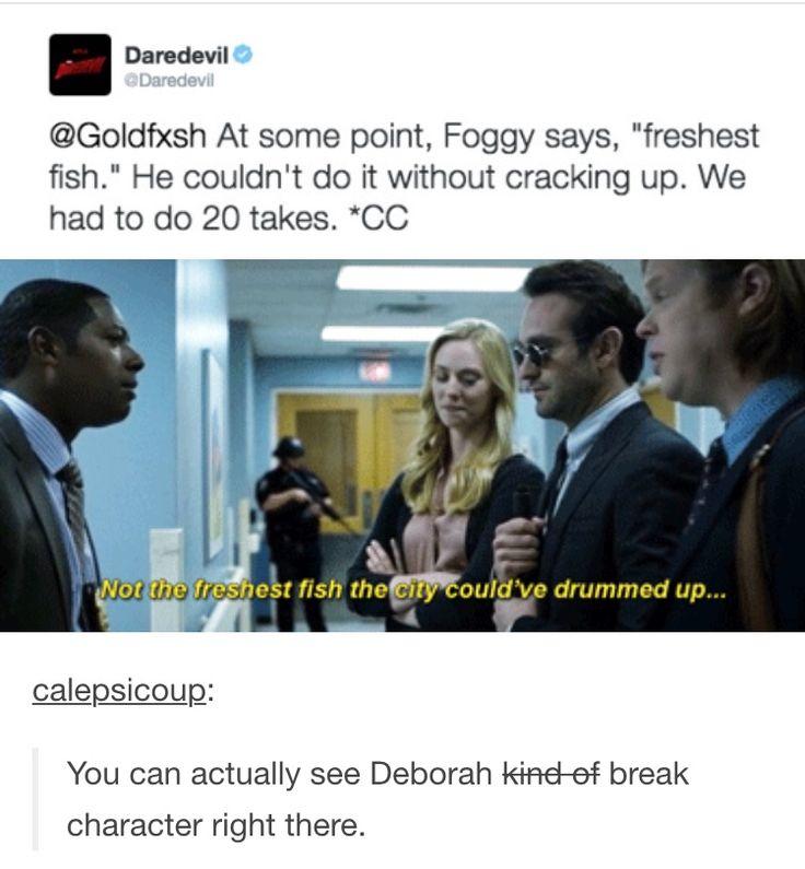 Daredevil - Foggy