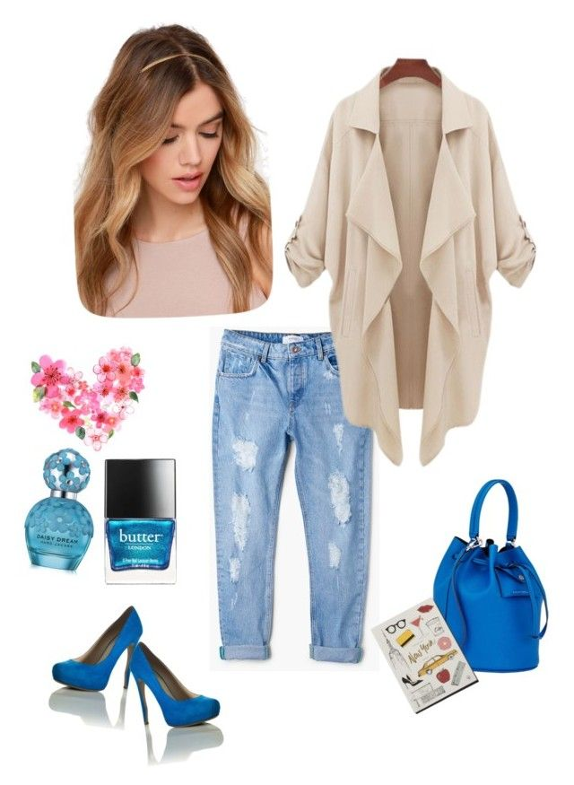 """Loving blue "" by connymanda on Polyvore"