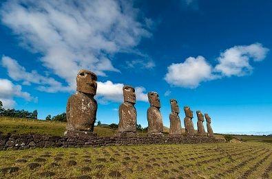 Rediscover Easter Island, easter island