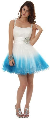 1000  images about dress on Pinterest - Puffy prom dresses- Short ...