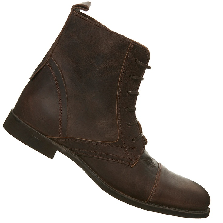 Appeal Brown boots from Burton's in London: Dem Feet, Boots Camps, Boots Boots, Appeal Brown, Covers Dem, Men Fashion, Les Mêmes, London Fashion, Brown Boots