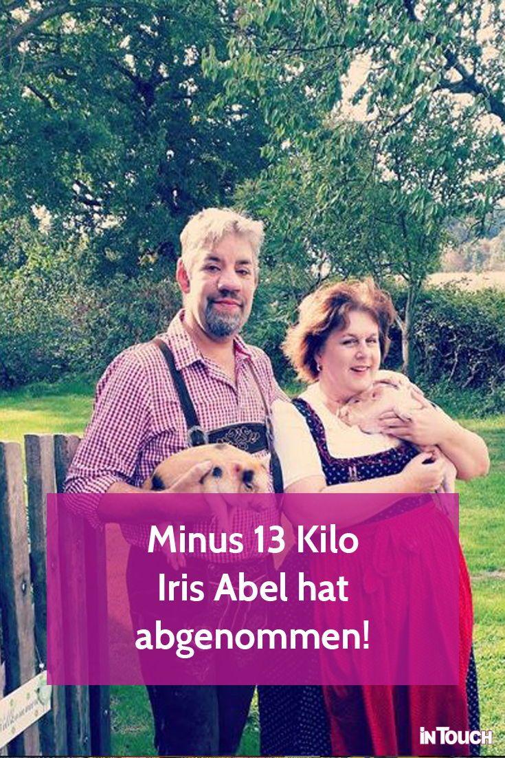 Iris Abel So Viel Hat Die Frau Von Bauer Uwe Abgenommen Abnehmen Iris Gewichtsverlust Diat