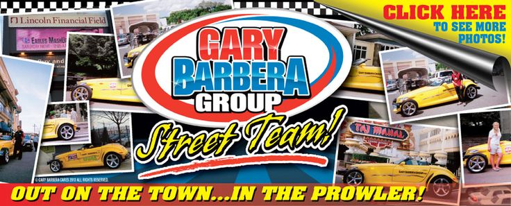 #GaryBarberaCares #communitysupport #Philadelphia #PA #charitableevents #charity #DelawareValley #GaryBarbera