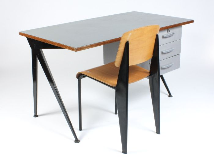 Super 73 best Jean Prouvé images on Pinterest | Chairs, Benches and Credenza AV67