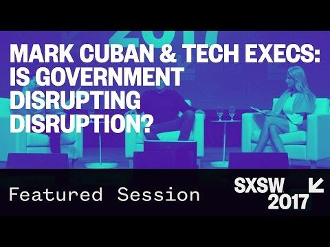 Mark Cuban & Tech Execs: Is Govt Disrupting Disruption? — SXSW 2017 - YouTube - The Zebra CEO Adam Lyons joins serial entrepreneur Mark Cuban on stage at SXSW Interactive. The session was moderated by Michele Skelding.
