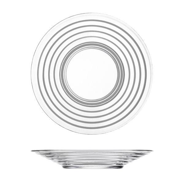 Aino Aalto flat plate  Manufacturer: Iittala  Design: Aino Aalto