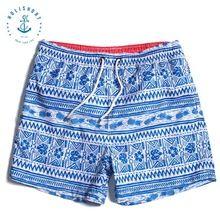 Holishort Pantalones Cortos Para Hombre Del Traje de Baño Trunks Board Shorts hombres de Secado Rápido Hombres Playa Pantalones Cortos Trajes de Baño(China (Mainland))