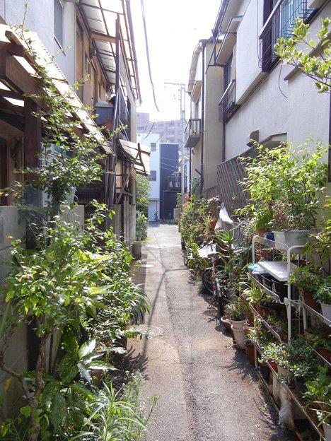 Yanaka, Taito city, Tokyo