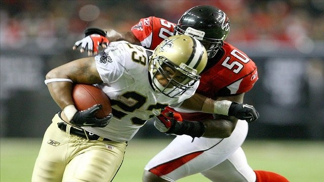 New Orleans Saints Sign Versatile Linebacker Curtis Lofton To A 5-Year Deal