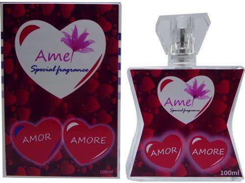 Perfume Amor Amore 100ml inspirado no perfume Amor Amor