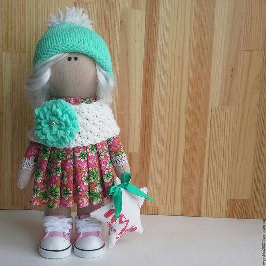 Коллекционные куклы ручной работы. Ярмарка Мастеров - ручная работа. Купить Текстильная кукла. Handmade. Кукла ручной работы, в подарок