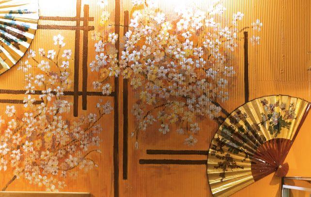 ASIAN DECOR   - Decorating idea's