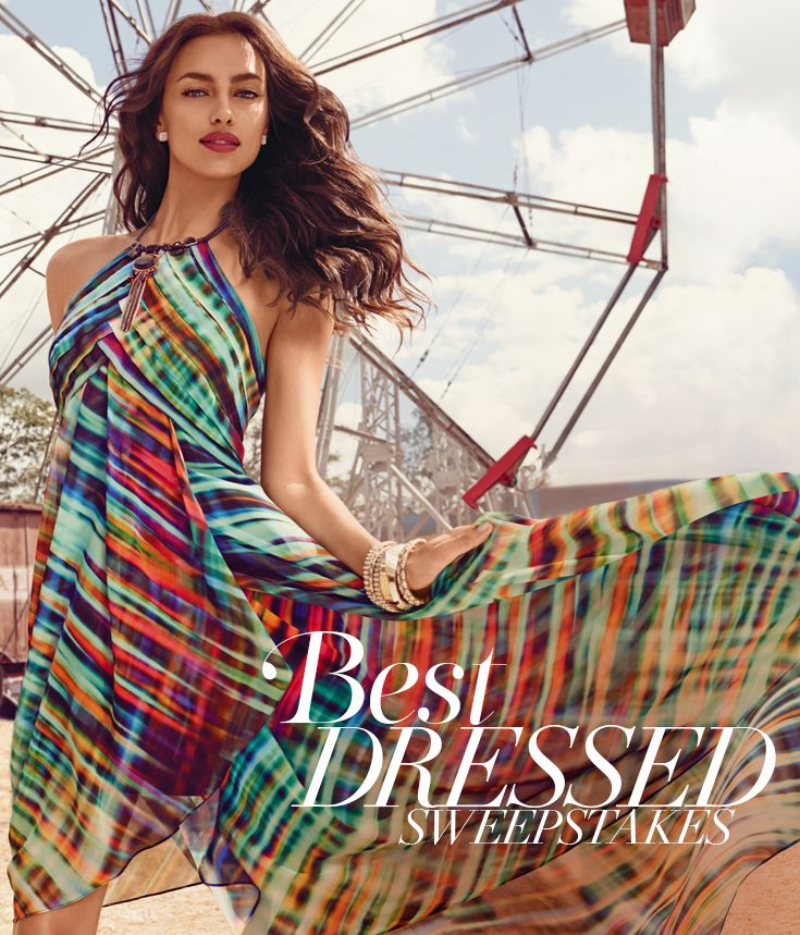 I just entered the bebe Best Dressed Sweepstakes. Visit bebe.com/sweeps now through May 31, 2015, for a chance to win your dream dress closet!