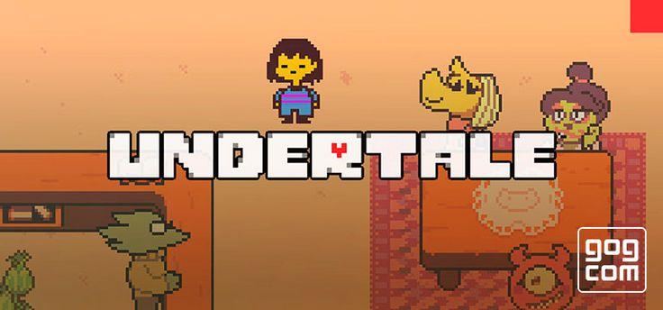 Undertale (GOG) PT-BRno ThePirate Download de graça! Jogos atualizados todos os dias, muitos deles com suporte a multiplayer online.