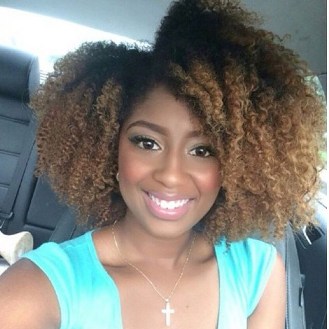 ***Try Hair Trigger Growth Elixir*** ========================= {Grow Lust Worthy Hair FASTER Naturally with Hair Trigger} ========================= Go To: www.HairTriggerr.com ========================= I'm Crushing on the Color and Shape of this Twist Out!!!