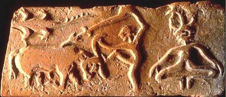 El valle del Indo: Mohenjo-Daro, Harappa - El hombre antiguo y Sus primeras civilizaciones