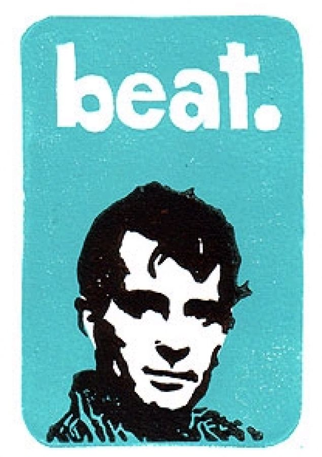 The Beat Generation was a groovy collection of people.