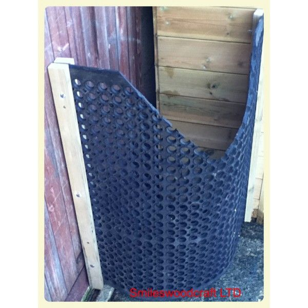 hay feeders for horses outside - Google Search