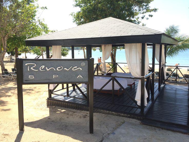 'Renova Spa' met verschillende schoonheidsbehandelingen