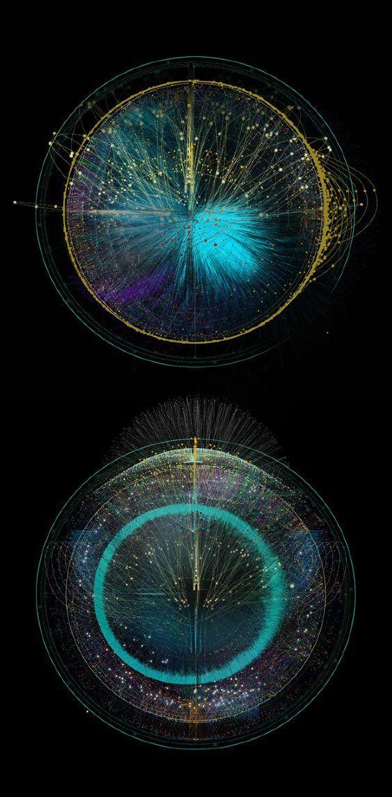 LIGHT BEYOND SOUND - COMPLEXITY GRAPHICS by Tatiana Plakhova: