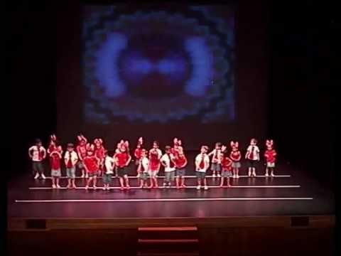 Dansa del Bugui bugui (fer-la dansant per tot l'espai de la classe).