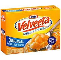 Kraft Velveeta Original Shells & Cheese (12 oz.)
