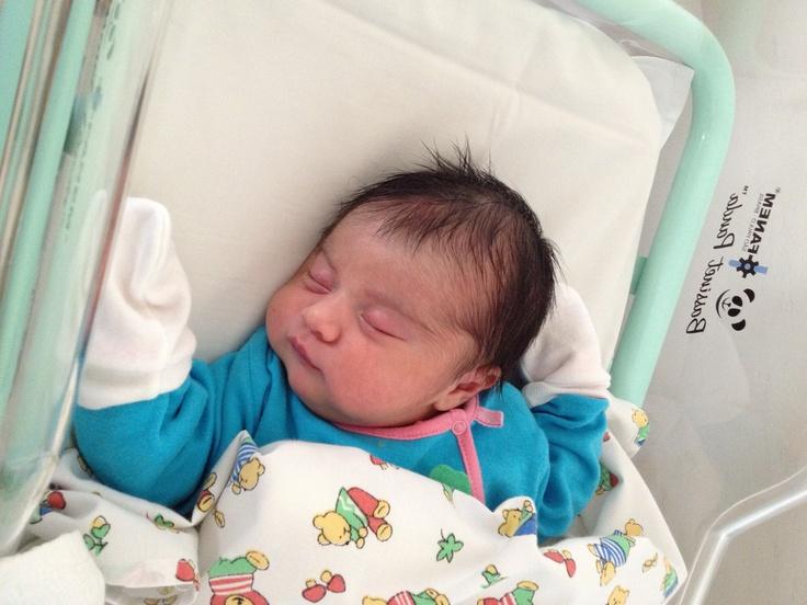 Mi sobrina hermosa